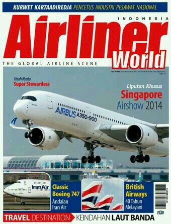 Airliner World Indonesia Mar 2014